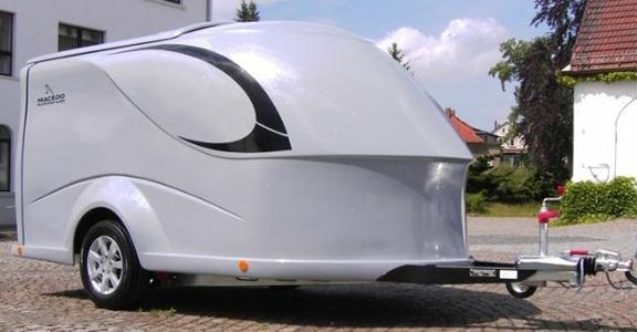 Motorrad Trailer Macedo-Sport-Slider II